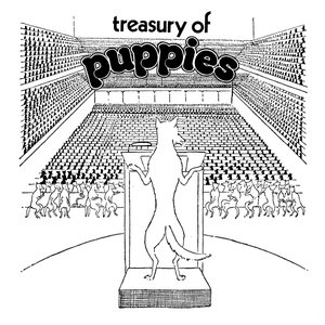 Image for 'Treasury of puppies'