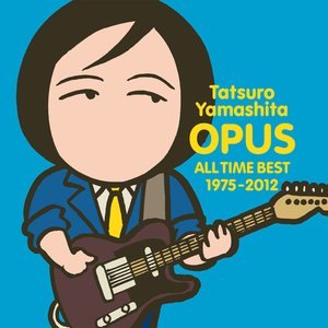"""OPUS 〜ALL TIME BEST 1975-2012〜""的封面"