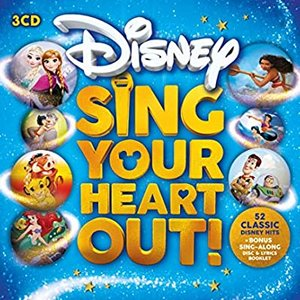 Image for 'Disney Sing Your Heart Out!'
