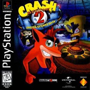 Image for 'Crash Bandicoot 2: Cortex Strikes Back'