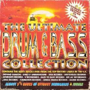 Image for 'The Ultimate Drum & Bass Collection'