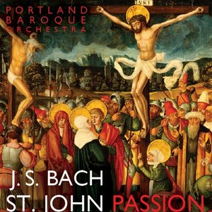 Image for 'Bach: St John Passion'
