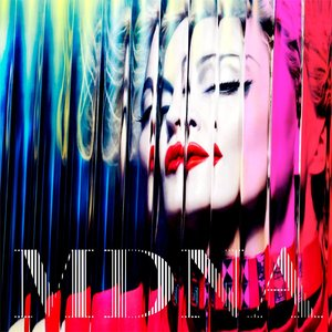 Изображение для 'MDNA (Deluxe Version)'
