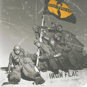 Image for 'Wu-Tang Iron Flag'