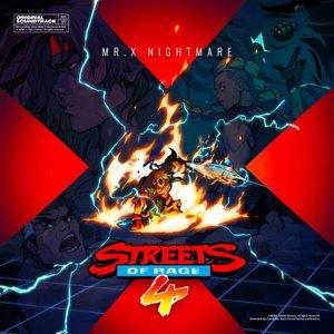 Image for 'Streets of Rage 4: Mr. X Nightmare (Original Game Soundtrack)'