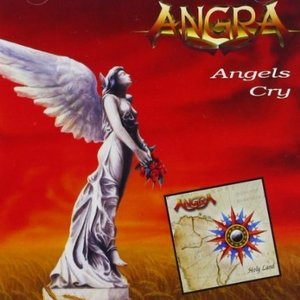 Image for 'Angels Cry / Holy Land'