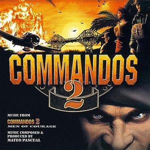 Изображение для 'Commandos 2 Men of Courage'