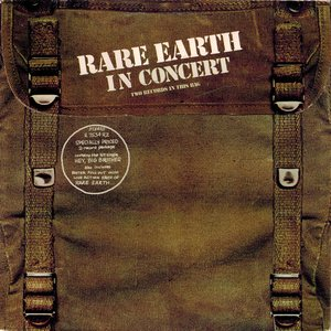 Image for 'Rare Earth in Concert'