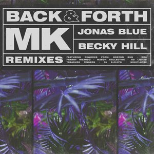 Imagen de 'Back & Forth (Remixes)'
