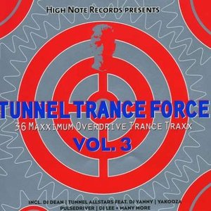 Image pour 'Tunnel Trance Force 3'