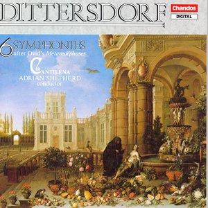 Image for 'Dittersdorf: 6 Symphonies (After Ovid's Metamorphoses)'