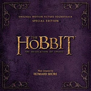 Immagine per 'The Hobbit - The Desolation Of Smaug (Original Motion Picture Soundtrack / Special Edition)'