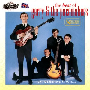 Image for 'The Best of Gerry & the Pacemakers: The Definitive Collection'