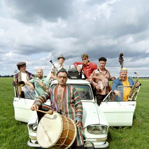 Image for 'Amsterdam Klezmer Band'