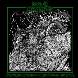 Image for 'Bestial Manifestations of Malevolence and Death (Remastered Vinyl Edition)'