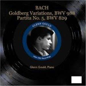 Image for 'Bach: Goldberg Variations & Partita No. 5'