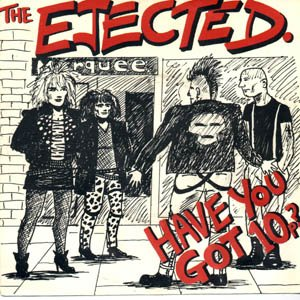 Изображение для 'The Best of the Ejected'