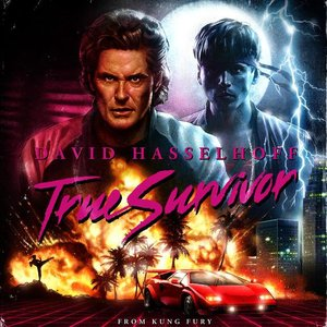"""Image for 'True Survivor (From """"Kung Fury"""")'"""