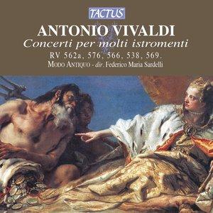 Bild för 'Vivaldi: Concerti per molti istromenti'