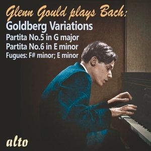 Image for 'Glenn Gould Plays Bach - Goldberg Variations, Partitas V & VI'