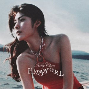 """Happy Girl""的封面"