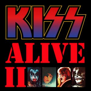Image for 'Alive II'