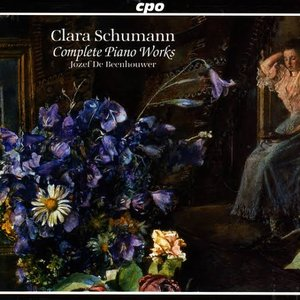 Image for 'Schumann, C.: Complete Piano Works'