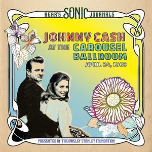 Image for 'Don't Think Twice, It's All Right (Bear's Sonic Journals: Live At The Carousel Ballroom, April 24 1968)'