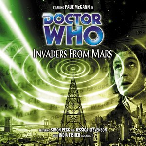 Image for 'Main Range 28: Invaders from Mars (Unabridged)'