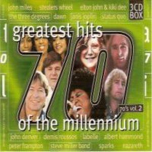 Imagen de 'Greatest Hits of the Millenium - 70's Vol 02'