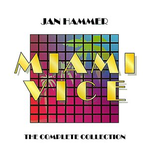 Image for 'Miami Vice: The Complete Collection'