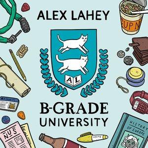 Image for 'B-Grade University'