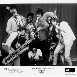 Image for 'Buddy Miles Express'