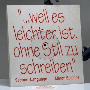 Zdjęcia dla 'Second Language'