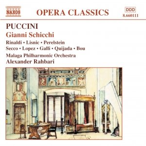 Image for 'PUCCINI: Gianni Schicchi'