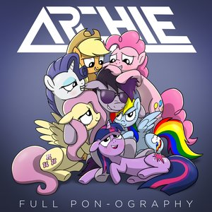 Image for 'Full Pon-ography'