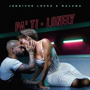 Imagem de 'Pa Ti + Lonely'