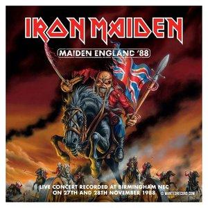 Immagine per 'Maiden England '88 (2013 Remaster)'