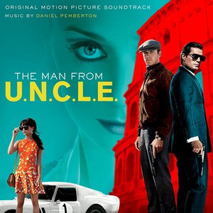 Image for 'The Man from U.N.C.L.E.: Original Motion Picture Soundtrack'