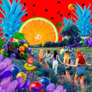 Image for 'The Red Summer - Summer Mini Album'