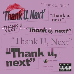 Image for 'thank u, next'