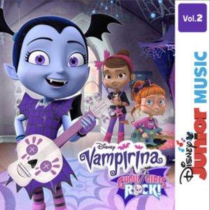 Image for 'Disney Junior Music: Vampirina - Ghoul Girls Rock! Vol. 2'