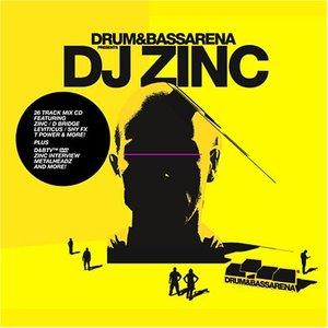 Image pour 'Drum & Bass Arena presents DJ Zinc'