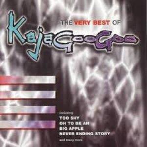 Image pour 'The Very Best of Kajagoogoo'