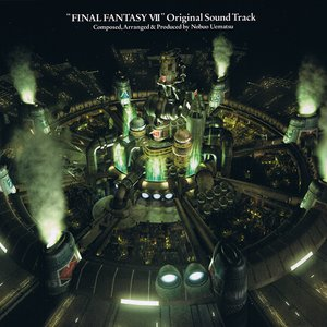 Изображение для 'Final Fantasy VII Original Soundtrack'