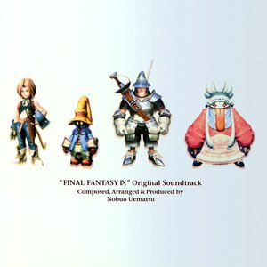 Image for 'Final Fantasy IX Original Soundtrack'