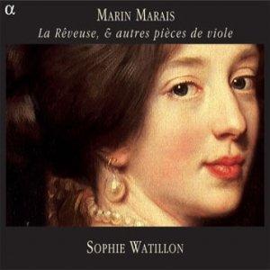 Imagem de 'Marin Marais: La Reveuse, & autres pieces de viole'