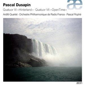 "Image for 'Dusapin: Quatuor Vl ""Hinterland"" & Quatuor Vll ""OpenTime""'"