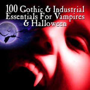 Imagen de '100 Gothic & Industrial For Vampires & Halloween'