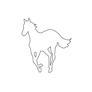 Image for 'White Pony (U.S. Version)'